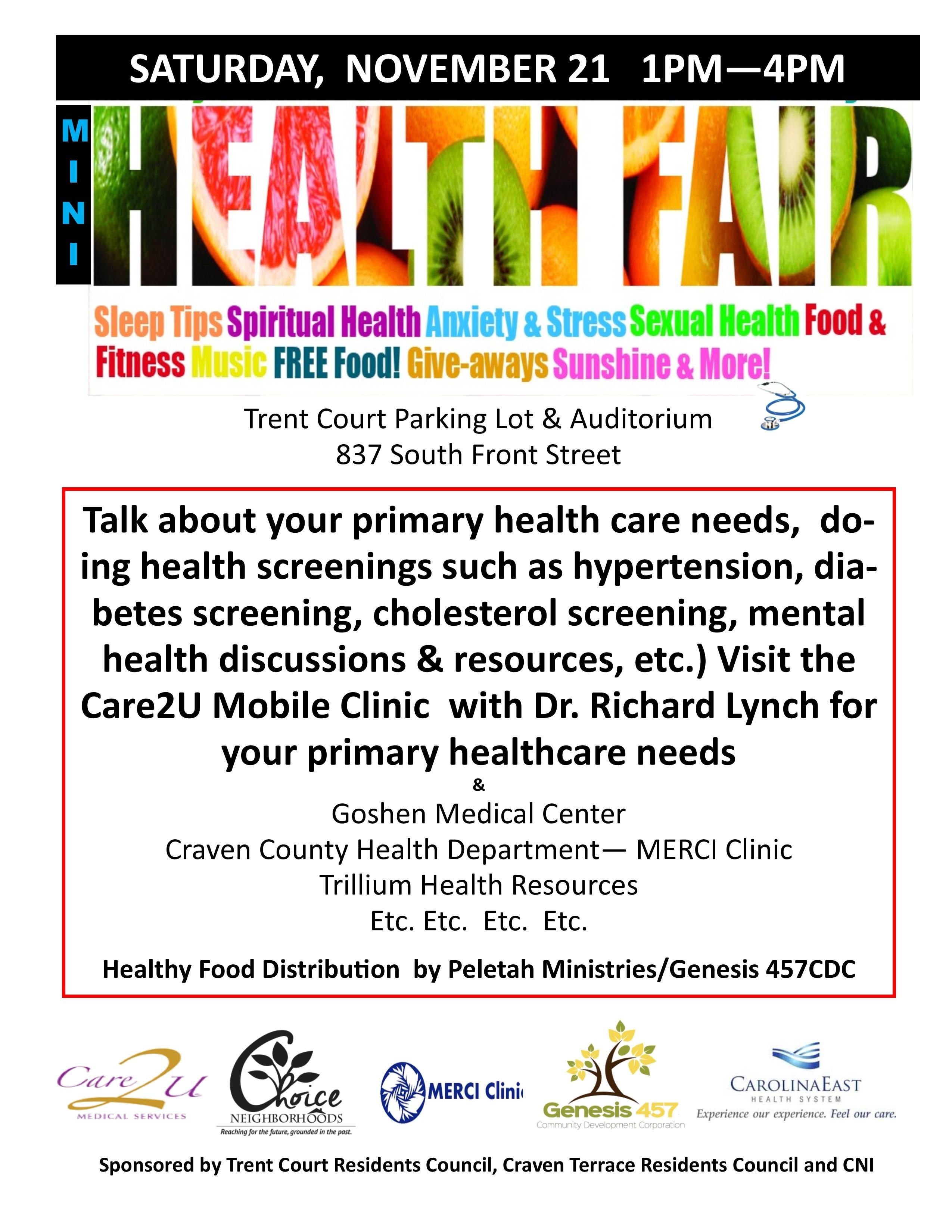 healthfairtrentcourt2015